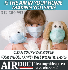 HVAC systems cleaning treatment